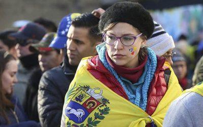 Éxodo venezolano elevará los puntos del PIB de los países receptores, según FMI