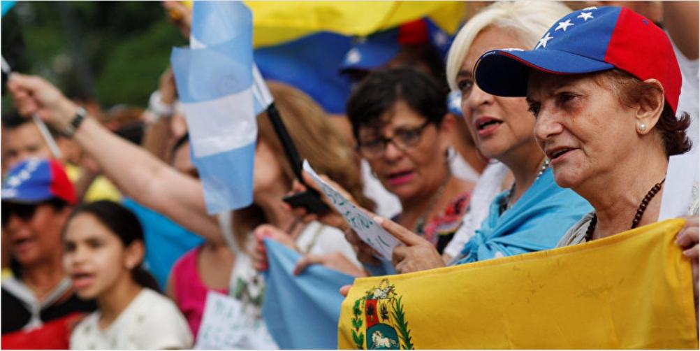Venezolanos en Argentina se concentrarán en el obelisco por la libertad de Venezuela - EL TRICOLOR