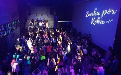 """En Palermo se bailó al estilo de la Zumba por una hermosa causa. Baile, alegría y diversión con el """"Zumba por Keka"""""""