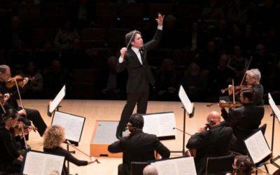 Gustavo Dudamel renueva su contrato con la Filarmónica de Los Ángeles