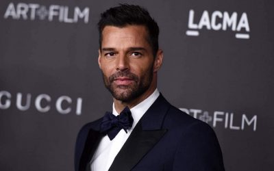 Ricky Martin se inspiró en la agitación en Puerto Rico para su nuevo disco