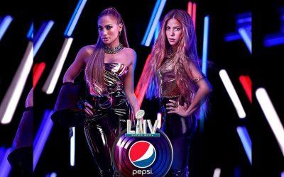 JLo y Shakira harán homenaje a latinos durante su show del Super Bowl