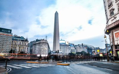 Bajo el cielo de Buenos Aires