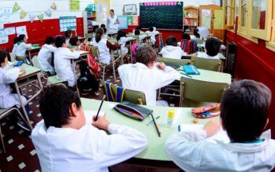 Marzo: inicio de clases en Argentina
