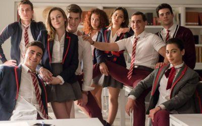La tercera temporada de 'Élite' se estrenará el 13 de marzo