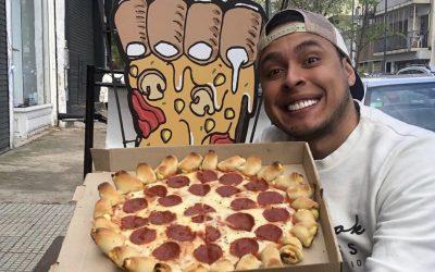 Pizza argentina vs. pizza venezolana