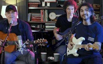 Juanes y Alejandro Sanz ofrecieron concierto por internet en Miami
