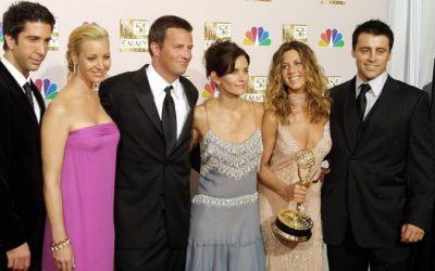 Actores de Friends sortean pases para asistir a su esperada reunión