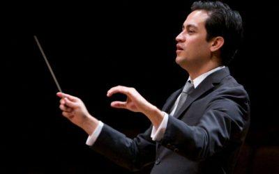 Diego Matheuz debutará en la Metropolitan Opera de Nueva York en 2021