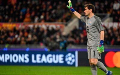 Iker Casillas anunció su retirada del fútbol