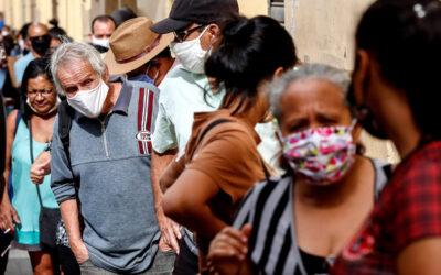Latinoamérica supera los 5 millones de casos de coronavirus