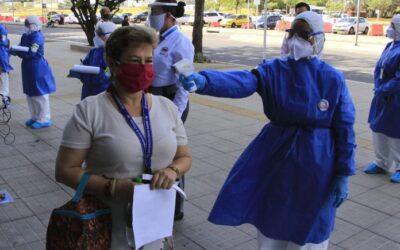 Colombia reportó casi 12.000 nuevos casos de covid-19 en un día