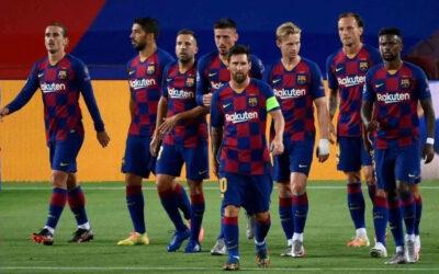 Barcelona, de la mano de Messi, a los cuartos de final