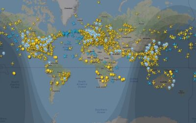 Argentina es uno de los pocos países que mantiene prohibidos la mayoría de los vuelos locales e internacionales