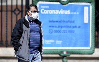 Coronavirus: el gobierno porteño registró esta semana un descenso de casos y menor ocupación en los hospitales