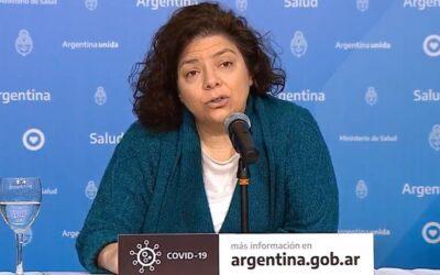 Coronavirus en la Argentina: informan 47 muertes y 5469 casos positivos de Covid-19