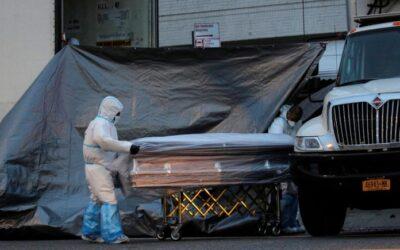 EE UU superó los 175.200 muertos y 5,6 millones de contagios del coronavirus