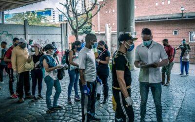 Con 774 nuevos casos de coronavirus, Venezuela sobrepasó los 40.000 contagios