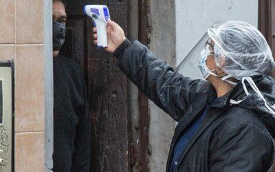Coronavirus en la Argentina. Reportan 36 nuevas muertes y el total es de 7402
