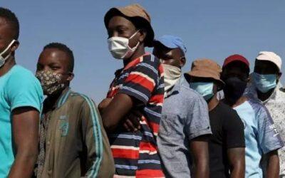 África rebasa los  1,2 millones de casos de COVID-19 con más de 28.000 muertes