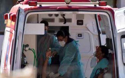 Brasil supera 116.000 muertes por COVID y se acerca a 3,7 millones de casos