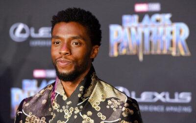 Murió Chadwick Boseman, protagonista de Black Panther