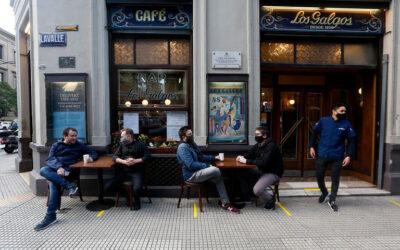 Ciudad: cómo será el protocolo para la apertura gastronómica al aire libre