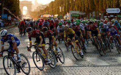 Una cita especial: Arranca el Tour de Francia 2020
