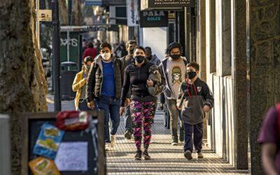 Después de 164 días de cuarentena, Argentina está a punto de quedar entre los 10 países del mundo con más contagios de coronavirus