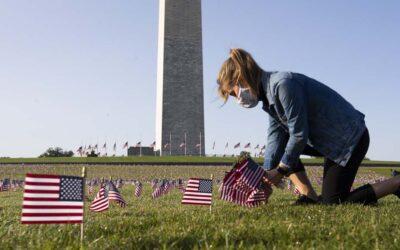 EE UU superó los 200.000 muertos por covid-19
