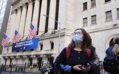 EE UU llegó a 184.500 muertes y se acerca a 6,1 millones de casos de covid-19