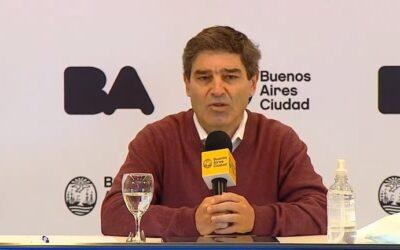 La Ciudad de Buenos Aires acumuló 8 días seguidos de subas de casos de coronavirus