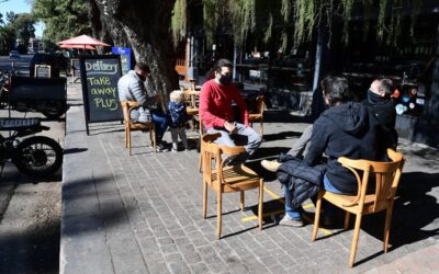 El Gobierno le puso límites a la reapertura de restaurantes en la Ciudad de Buenos Aires