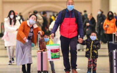 China autoriza pruebas de primera vacuna contra coronavirus por espray nasal