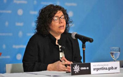 Coronavirus en la Argentina: con 44 nuevas muertes, el total en el país llega a 11.307