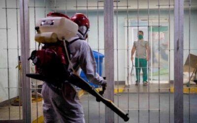 Régimen reportó 8 muertes y 787 contagios por coronavirus