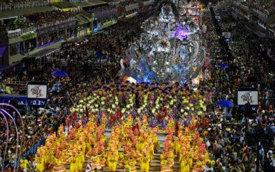 Río de Janeiro suspendió desfiles del Carnaval de 2021 debido a la pandemia