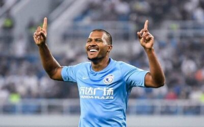 Salomón Rondón sigue brillando en la liga china