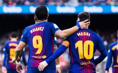 Messi a Luis Suárez: No mereces que te echen como lo hicieron