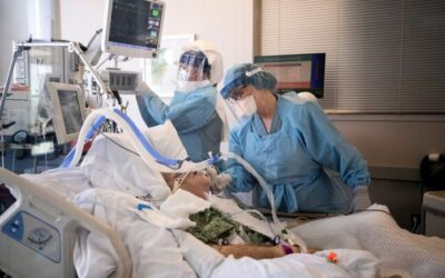 EE UU superó los 205.000 fallecidos por coronavirus y los 7,1 millones de contagios