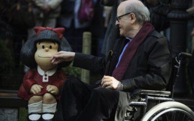 Muere Quino, creador de Mafalda y el dibujante más internacional del idioma español