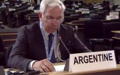 Argentina mostró en la ONU su preocupación por la situación de los derechos humanos en Venezuela