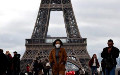 Alerta en Francia al registrar nuevamente más de 12.000 casos diarios de covid-19
