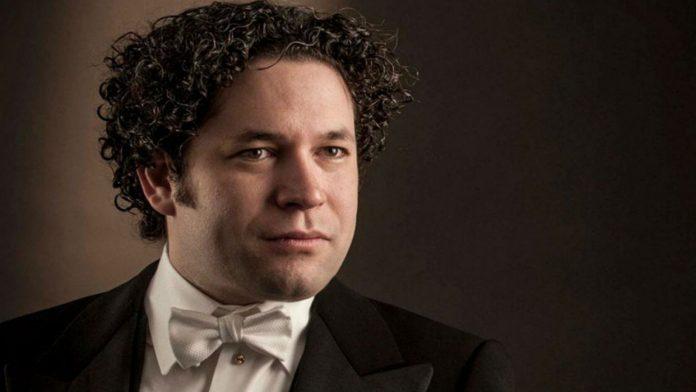 La batuta de Gustavo Dudamel forma parte del Gran Teatro del Liceu