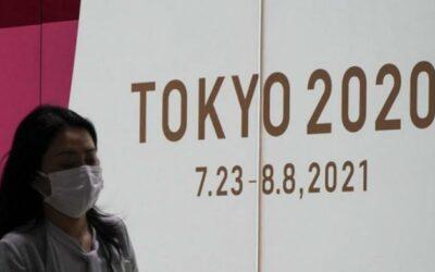 Tokio exigirá a los atletas el uso obligatorio de mascarilla