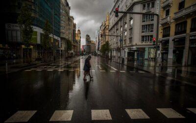 Gobierno de España declaró estado de alarma en Madrid para frenar el covid-19