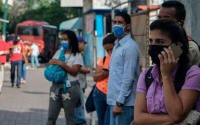 Venezuela registra 684 nuevos casos y seis fallecidos por Covid-19