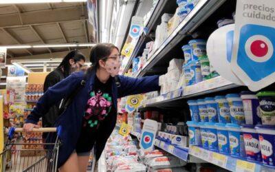 La Argentina registró nuevamente en septiembre la segunda inflación más alta de América latina