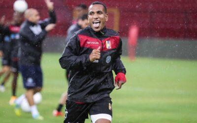 La Vinotinto se enfrenta a Paraguay en segunda jornada de eliminatorias Catar 2022
