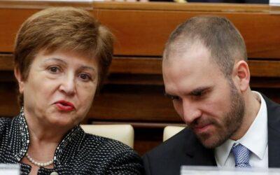 El FMI empeoró su pronóstico sobre la economía argentina y prevé que caiga 11,8% en 2020